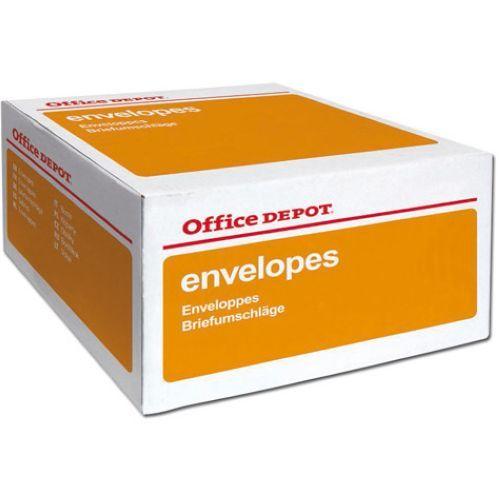 0d8332da6f OFFICE DEPOT - Enveloppe C5 - 90g/m² - avec bande auto-adhésive -. Zoom.  Format (Envelopppes). C5 (162x229 mm)