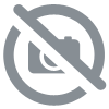 Clairefontaine 2824C – Paquet de 25 cartes doubles Pollen de couleur Rose Fuchsia format 135x135 mm 210g